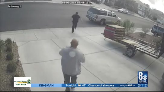 Former Bounty Hunter Confronts Package Thieves
