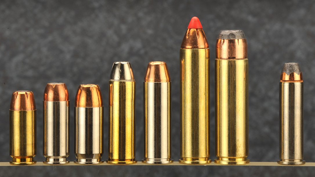 Magnum Handloads, various rounds