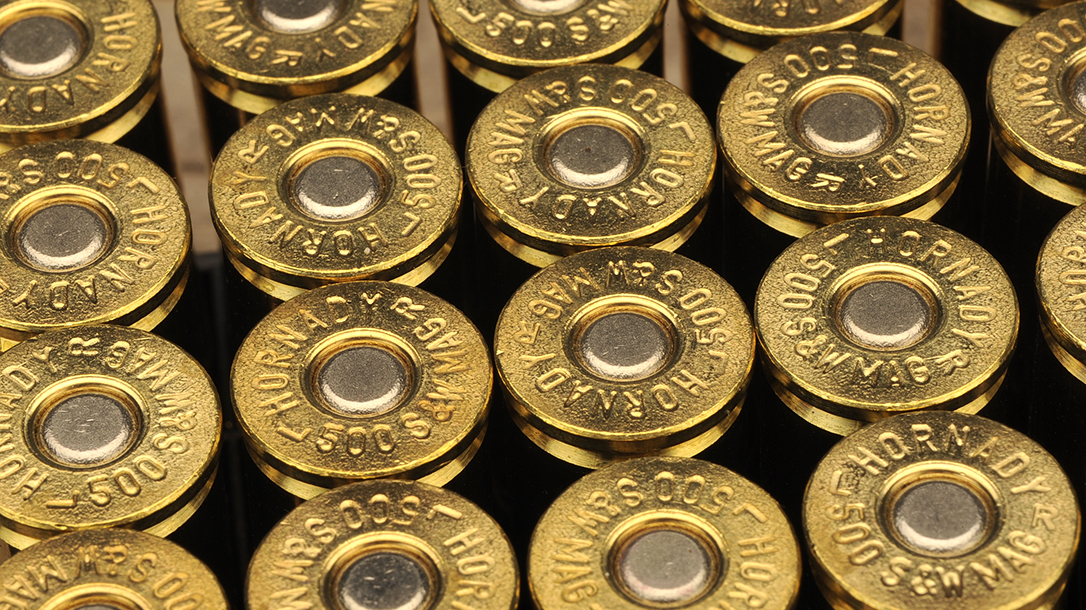 Magnum Handloads, Finished rounds