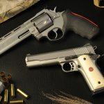 Magnum Handloads, guns