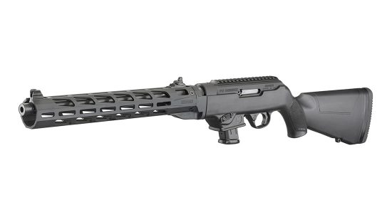 Ruger PC Carbine 9mm, Free Float Handguard