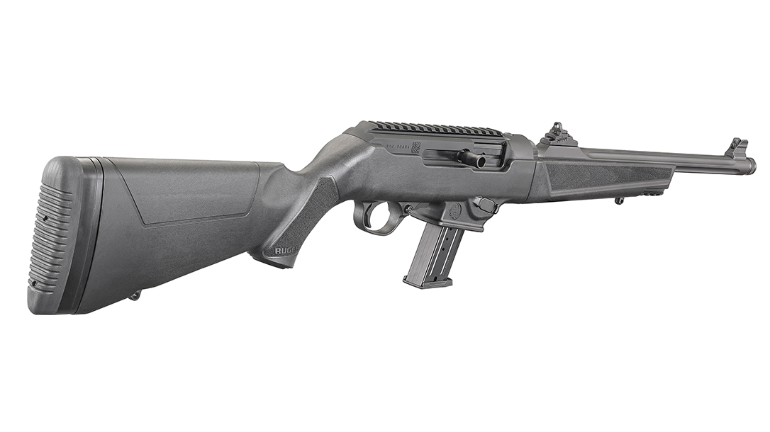 Ruger PC Carbine in .40 S&W, right