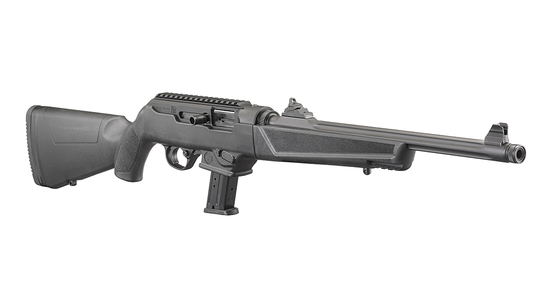 Ruger PC Carbine in .40 S&W, front