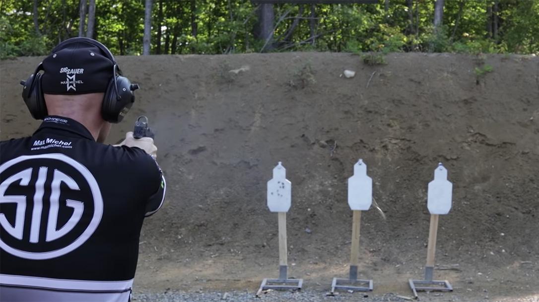 Max Michel Explains Proper Shooting Stance