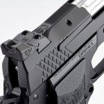 Wilson Combat EDC X9L Pistol, Full-Size Wilson Combat EDX X9, rear sight