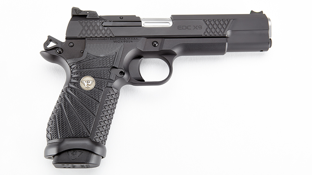 Wilson Combat EDC X9L Pistol, Full-Size Wilson Combat EDX X9, right