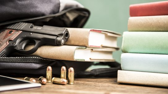 Jefferson County Schools considers armed officers.
