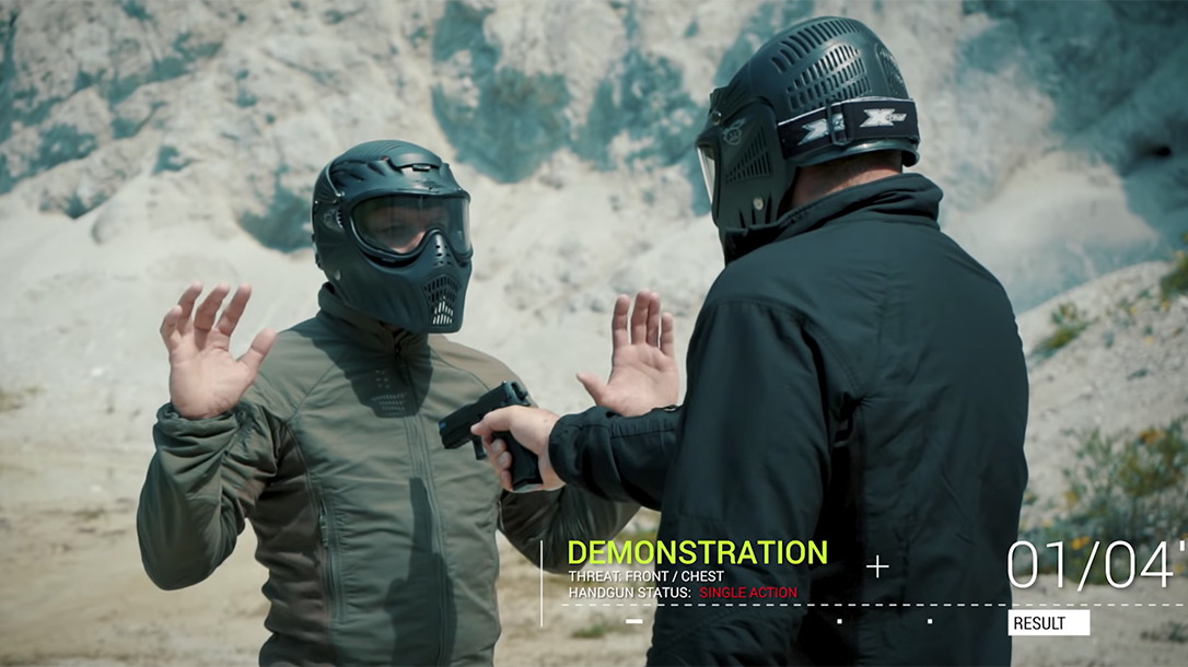 Realities of Disarming an Attacker