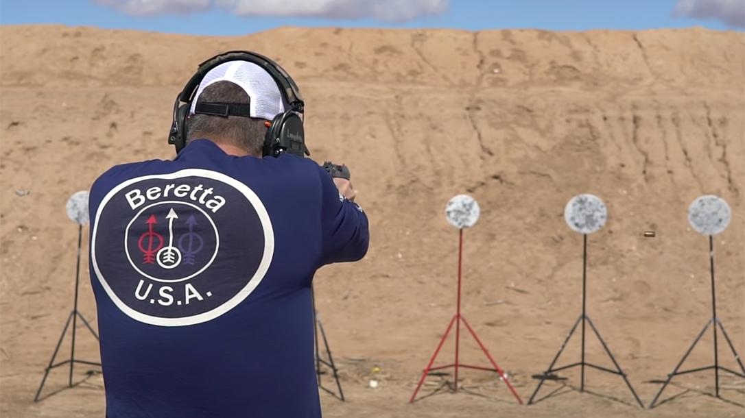 Engaging Multiple Targets, Beretta, Ernest Langdon