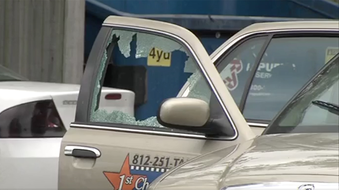 Indiana Cab Driver Shoots Robbery Suspect