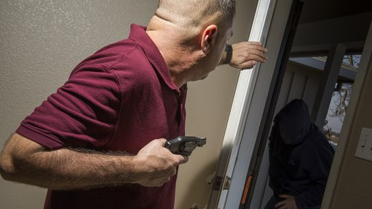 Why You Should Be Carrying a Gun at Home
