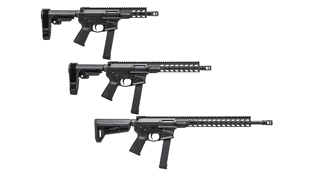 Stag PXC-9 Pistol-Caliber AR-Style Carbine