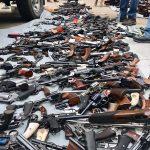 Handguns Seized, LA Gun Seizure