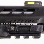 Performance Center M&P Shield 380 EZ Pistol review, ported barrel
