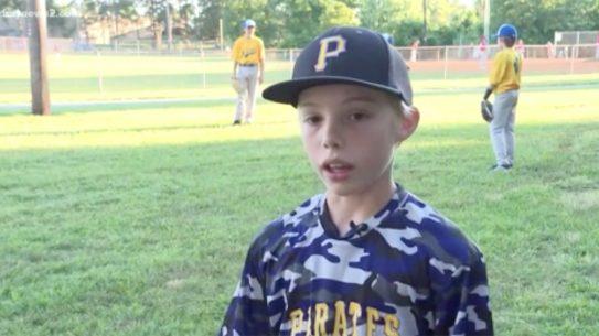North Carolina 11-Year-Old, machete, Braydon Smith