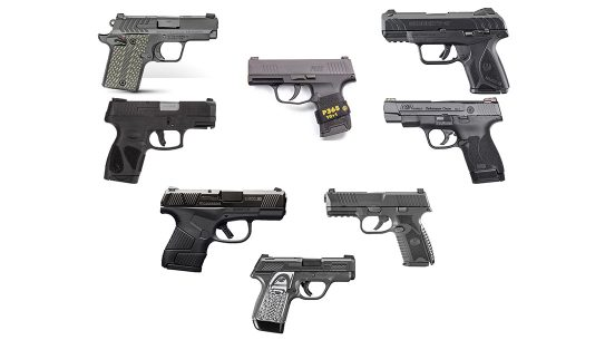 Best Concealed Carry 9mm Pistols