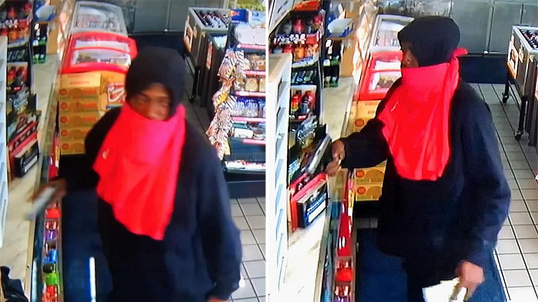 Louisiana Store Clerk Shoots Robber in Neck