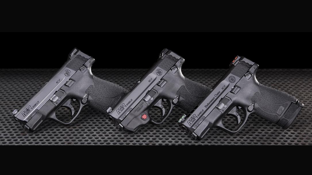 Smith & Wesson M&P Shield Pistols