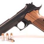 SIG Sauer P210 Standard, 9mm, pistols,