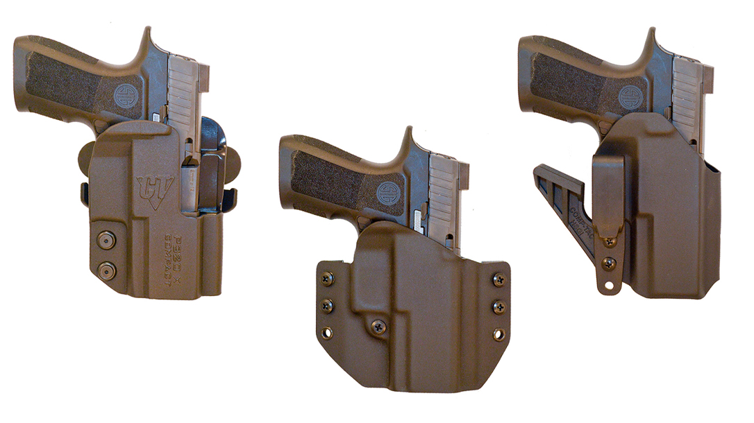 Comp-Tac Holster for SIG P320 XCompact