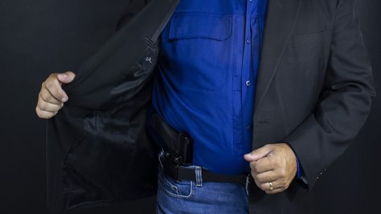 Utah Constitutional Carry, Utah Permitless Carry, Carrying Concealed in traditional manner