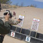 Gun Handling with timed drills