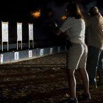Gun handling in low light