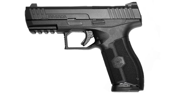 IWI US launches new Masada pistol