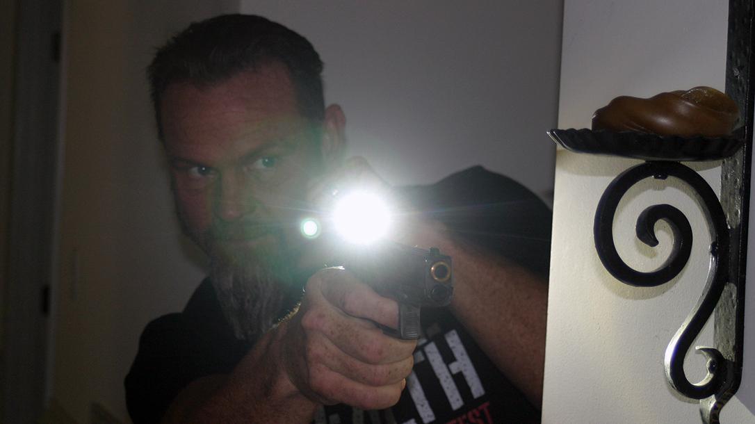 Running a Self-Defense Light, flashlights, Pat McNamara