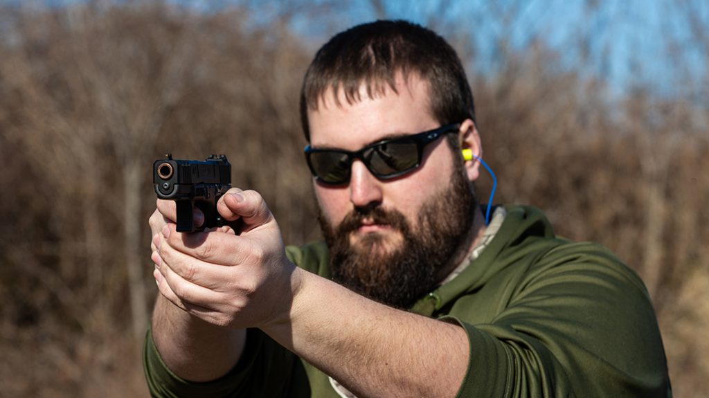 At the Range With a Custom Glock 19