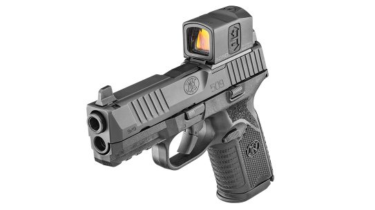 Apex FN 509 Upgrades include Aimpoint mount
