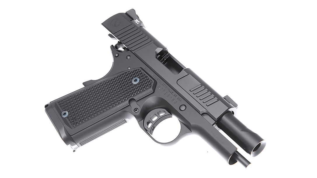 Nighthawk Custom Counselor 1911 pistol, slide
