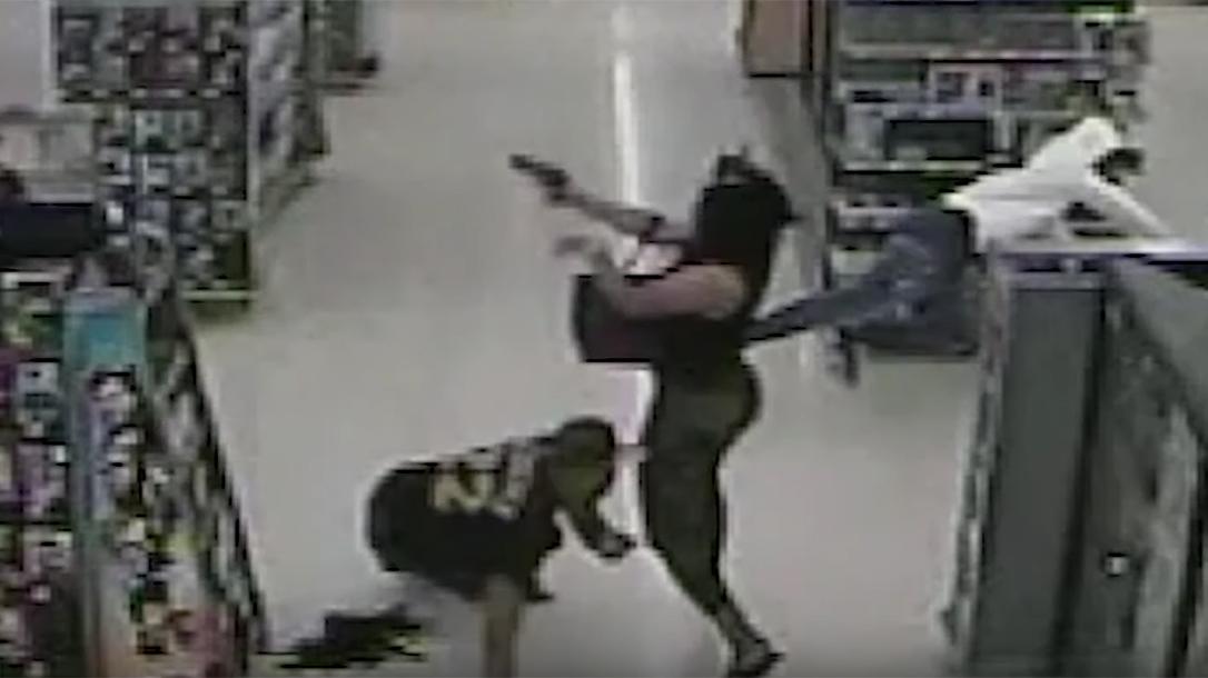 Woman Opens Fire, Self-Defense, Pennsylvania Walmart