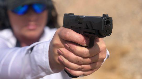 SIG P365 XL Pistol, SIG Sauer P365 XL, range