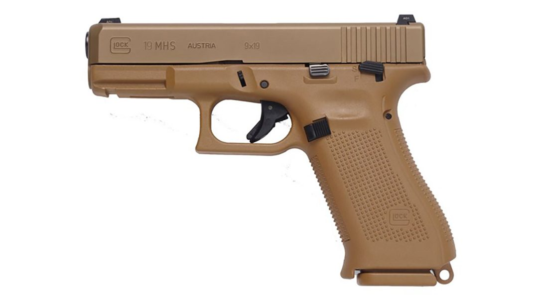 MHS submission, Glock 19X