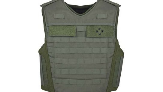 Schumer bill would regulate sale of body armor to civilians.