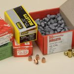 There are a tremendous amount of components available for .45 ACP ammo