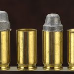 Use new .45 Ammo cases when possible