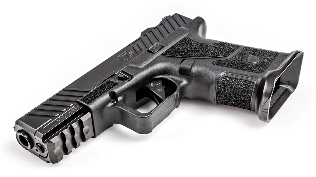 ZEV OZ9 Compact scales down the OZ-9 full-size for concealed carry.