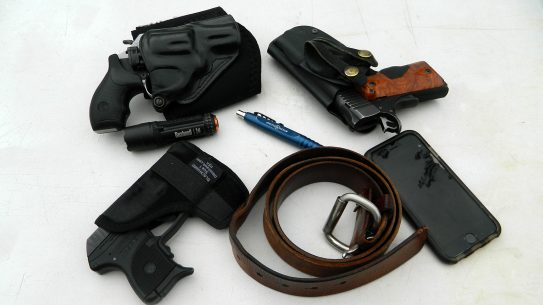 Much more than a handgun goes into completing a good Concealed Carry Rig.