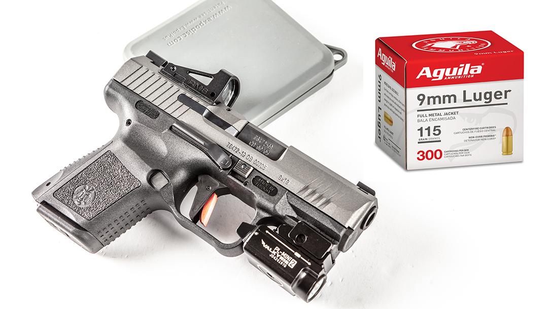 Canik TP9 Elite SC Pistol giveaway