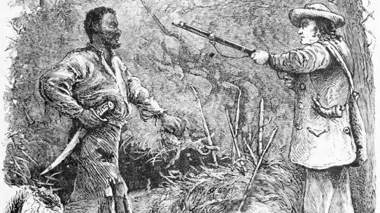 History of Gun Control, Racism