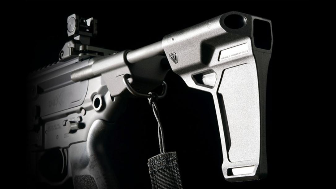 Biden Pistol Braces, ATF Accountability Act of 2021, Dayton Shooting, pistol brace