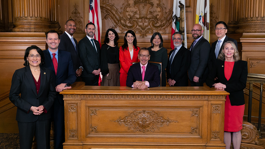 The San Francisco Board of Supervisors named the NRA a Domestic Terrorist Organization