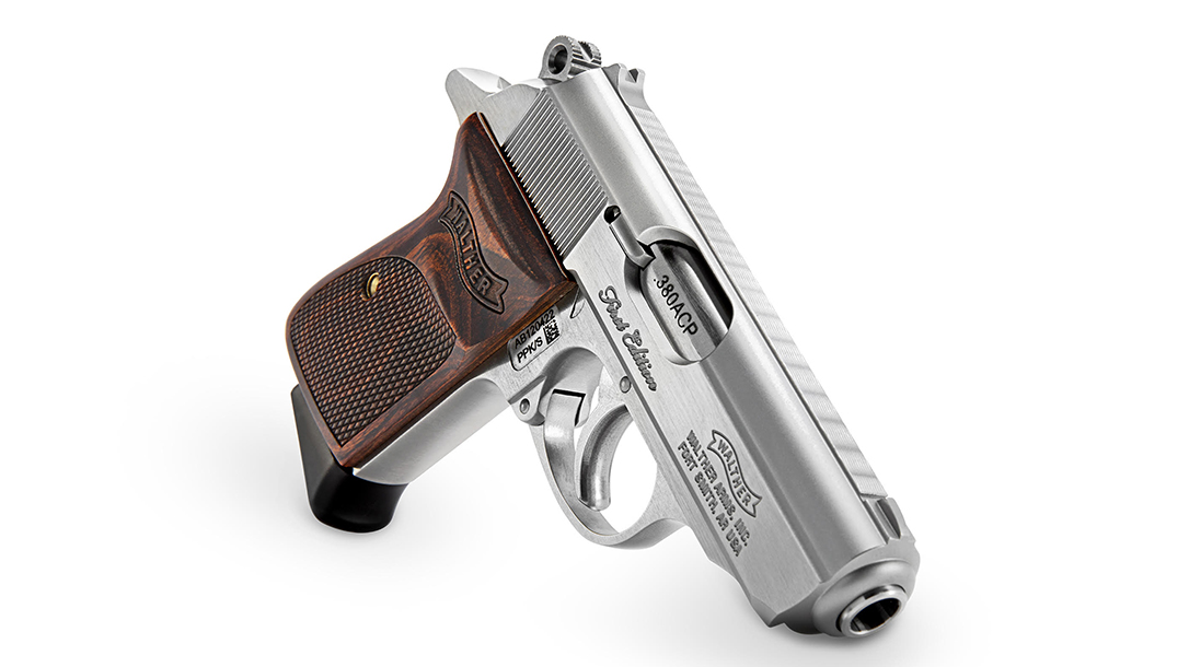 Walther PPK/S First Edition