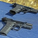 Beretta released two new versions, one with a rail, of the 92X Compact.