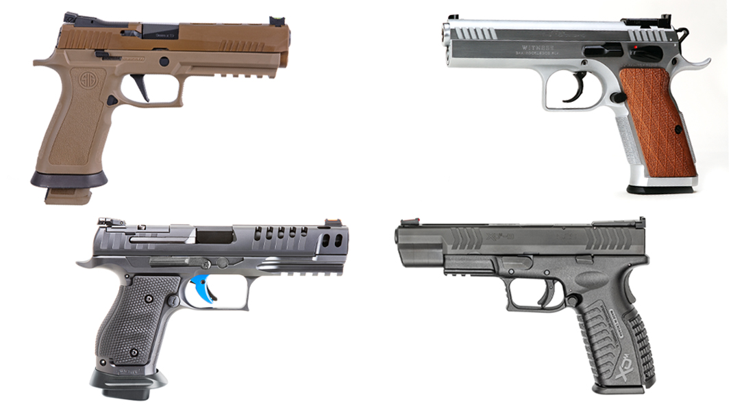 Each of the four test models was tested equally.