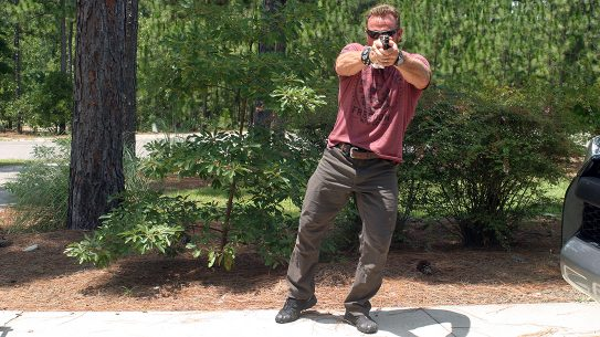 When performed correctly, a tactical draw stroke, with movement, can be your best defense.
