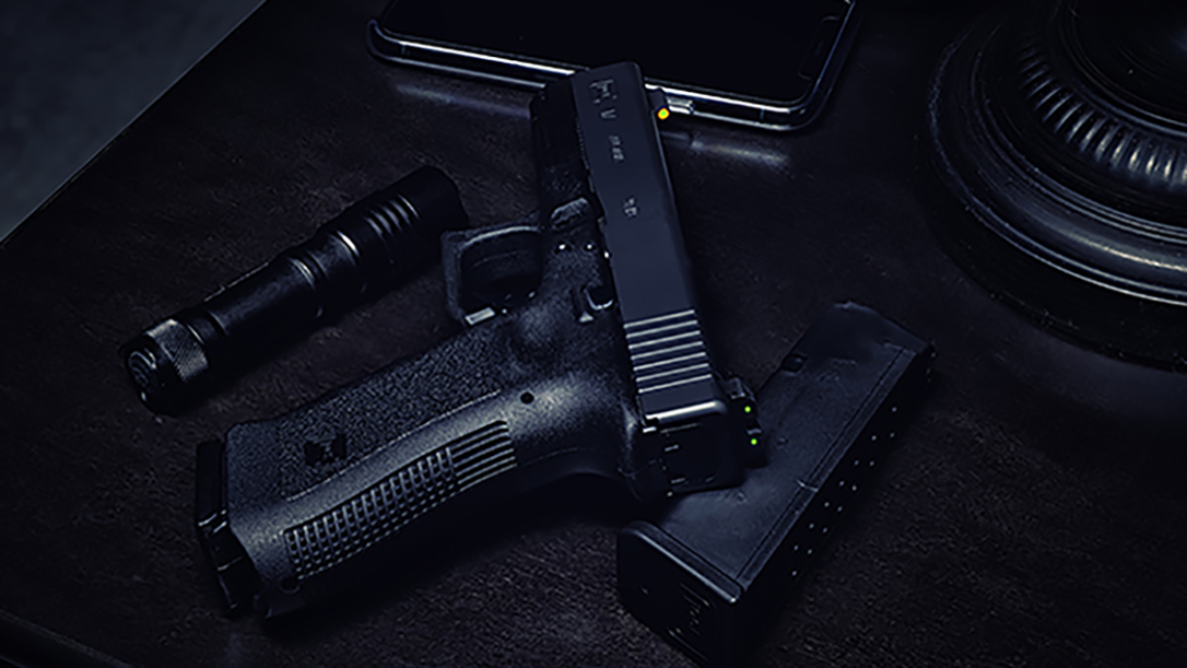 XS Ram Night Sights fit Glock, SIG, S&W, Springfield Armory and FN pistols.