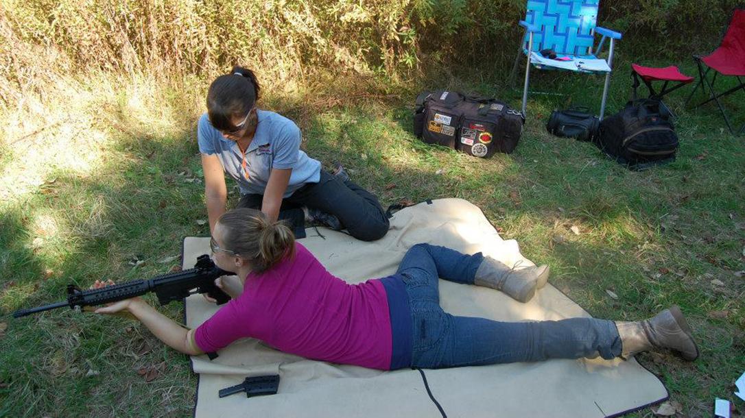 Renaissance Firearms Instruction, range shooting